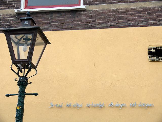 Zin in Leiden